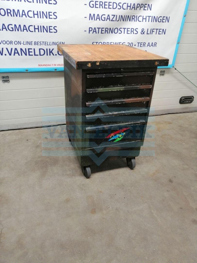 Lista Gebruikte Gereedschapwagen H1020 X B660 X D720